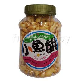 SMILE小魚餅