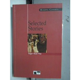 ~書寶 書T7╱原文書_LQK~Selected stories_Edgar Allan