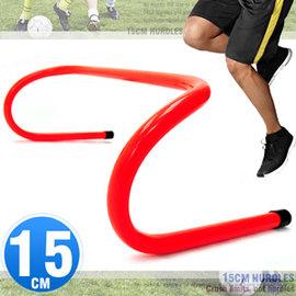 15CM速度跨欄訓練小欄架D062-MK852A一體成形高低梯棒球障礙跳格欄體適能步頻教材籃球靈敏跳欄足球敏捷田徑多功能架子運動健身器材推薦