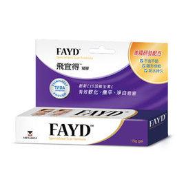 ^(特惠賣場^) 專品藥局 FAYD 飛宜得除疤凝膠 15g^~2