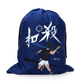 MIZUNO 多功能簡易背袋 (束口包  後背包 雙肩包 鞋袋 美津濃 免運 【05481210】≡排汗專家≡