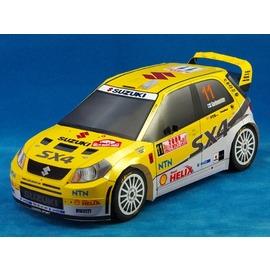 68 汽車模型車模 鈴木SUZUKI SX4 WRC 3D紙模型DIY