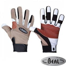 ~法國 Beal~Rope Tech Gloves 全指工作手套.CE 攀岩.登山 手背透