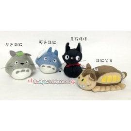 Pun Lapin 正品宮崎駿系列 龍貓 豆豆龍 TOTORO 跑跑玩具 玩偶 向前衝 龍