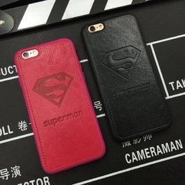 iphone6 超人皮革全包邊 iphone6plus 軟殼 皮革 iphone6s 手機