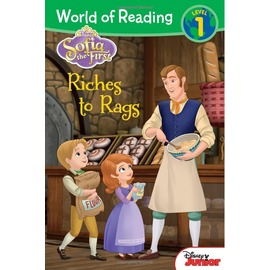 Sofia the First: Riches to Rags ^(World of Re
