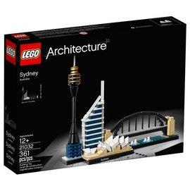 2017年新品LEGO 樂高 世界經典建築系列 21032 Sydney 雪梨