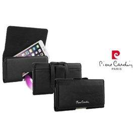 【新風尚潮流】 皮爾卡登 iPhone 6 6s Plus 真皮手機殼 5.5吋 腰掛保護殼皮套 PCS-K03-L
