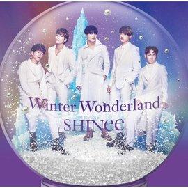 SHINee  Winter Wonderland CD 小卡盤