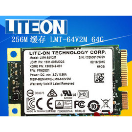 新竹市 台灣建興LITE-ON mini PCI-E mSATA SATA3 緩存256MB SSD 固態硬碟 ** 128G / 128GB **