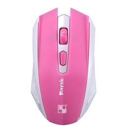 雷蠍801無線滑鼠 USB筆記型電腦/桌上型電腦2.4G商務辦公 遊戲光學滑鼠 免驅動/隨插即用