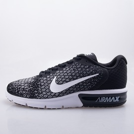 NIKE  AIR MAX SEQUENT 2  氣墊 編織 男慢跑鞋 852461005