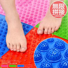 腳底按摩器TPE指壓板D039-ZYB01(足底趾壓板腳底按摩墊穴道按摩步道足部健康步道指壓版踏墊腳踏板腳底按摩板天堂路健康之路整人遊戲