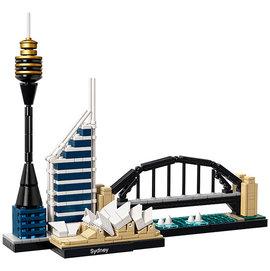 【LEGO樂高】建築系列 21032 澳洲雪梨