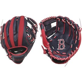^~陽光樂活 ^~Wilson 兒童棒球手套 A200 10  波士頓紅襪 WTA02RB