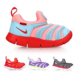 NIKE DYNAMO FREE(TD)女男兒童毛毛蟲鞋(小童 童鞋 免運 【02012320】≡排汗專家≡