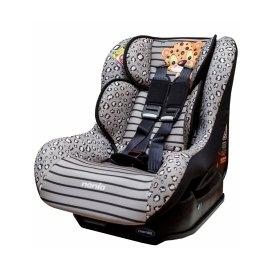 【紫貝殼】『GCF05-2』法國 納尼亞0-4歲安全汽座 花豹灰 FB00296
