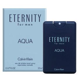 Calvin Klein cK Eternity AQUA 永恆之水 男香 身體噴霧 20