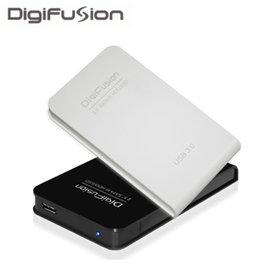 伽利略 USB3.0 2.5吋 SATAIII SSD HDD 硬碟外接盒-黑色
