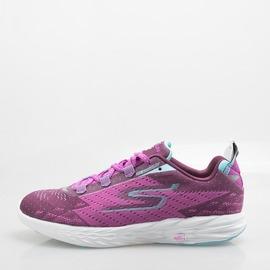 Skechers  跑步系列 Go Run Ride 5 女款慢跑鞋-紫/藍 14118PUR