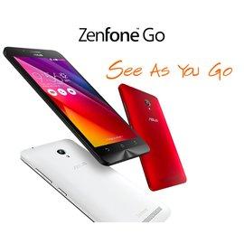 【低價出清】ASUS Zenfone Go (ZC500TG) 5吋 MT6580 1.3GHz 2G 8G (3G雙卡機)