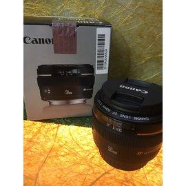 【新鎂福利品】CANON 50mm F1.4 USM 公司貨 全新展示福利品 現貨