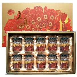 年節送禮!下單加碼送 燕窩亮采隱形面膜 三入一盒 老行家 十入御燕禮盒