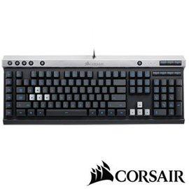 Corsair Raptor K40 RGB 薄膜式電競鍵盤~中文
