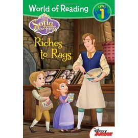 Sofia the First: Riches to Rags(World of Read