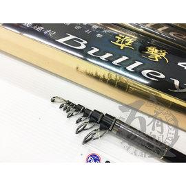 ◎百有釣具◎PROTAKO 上興台灣製造 準擊  4號21尺  磯投竿 ~富士新版K珠導環