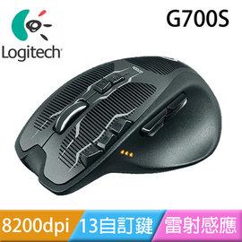 ~Logitech 羅技~充電式電競滑鼠G700s