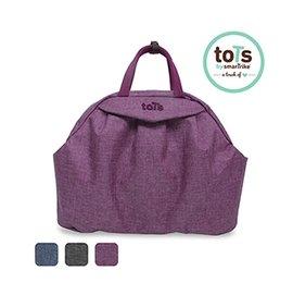【紫貝殼】『HI10-9』【英國smarTrike-Tots】時尚模特 5 in 1 防潑水育兒包(媽媽包) 高貴紫
