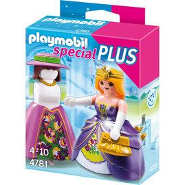 Playmobil 摩比 4781 換裝公主