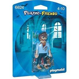 Playmobil 摩比 6824 狼人
