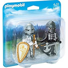 Playmobil 摩比 6847騎士吊卡