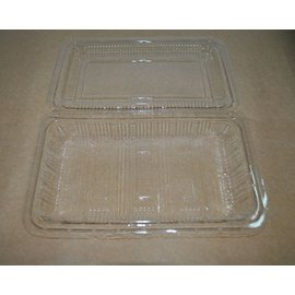 OPS~3號 壽司盒 食品盒 100入