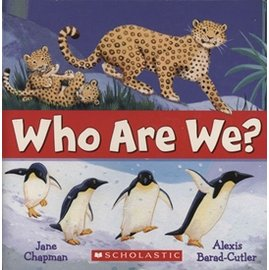 WHO ARE WE  #翻翻書