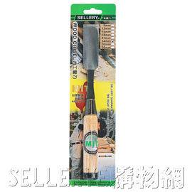 ≡SELLERY≡ 92~676 木工鑿刀~24mm 木柄