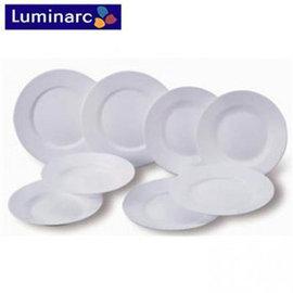 ★兩組賣場★『Luminarc』☆   法國樂美雅 強化餐具 (8件一組)  SP-1402  **免運費**