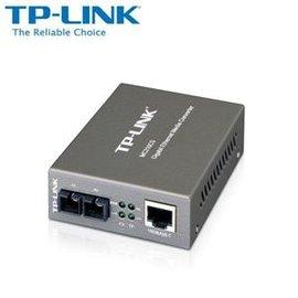 酷購Cutego  TP~LINK MC210CS Gigabit 乙太 媒體轉換器