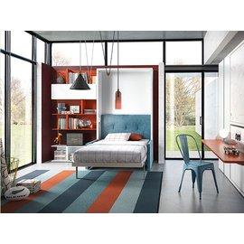 禾丰-Altea Sofa 90' 素面单人正掀床组+沙发
