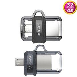 SanDisk 32GB 32G OTG~SDDD3~032G~Ultra Dual mi