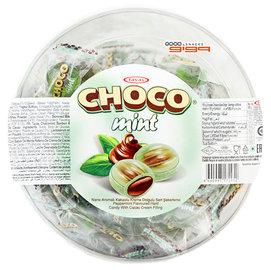 【吉嘉食品】土耳其 Tayas塔雅思薄荷巧克力夾心糖 1罐1000公克165元,另有袋裝{292-61011:1}