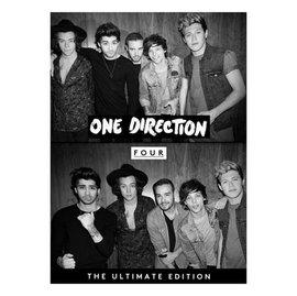 合友唱片 1世代 One Direction  FOUR  The Ultimate Ed