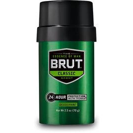 ~美國 BRUT 布魯特~ 體香膏~原始香味 2.5oz 70g ~拉拉貝兒~