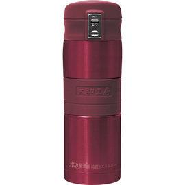 太和工房負離子能量彈扣式保溫瓶MD【350ml】紅色
