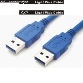 LPC~1395 USB 3.0 CABLE A公~A公 長度3米 3m   完為止 .