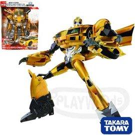 ~Playwoods~^~變形金剛PRIME領袖之證^~日版TAKARA:火力戰將~大黃蜂