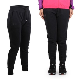 UNDER ARMOUR 女CG Favorite Jogger長褲(免運 路跑 慢跑【04400748】≡排汗專家≡