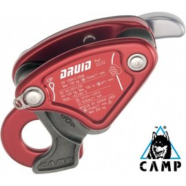 CAMP 義大利C.A.M.P. Druid 自我制動下降器 確保器 防墜器 制動器 工程